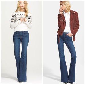 Frame Denim 'Le High Flare' Flare Leg Jeans